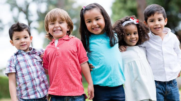 Children Smiling | Children's Dentistry Aurora IL